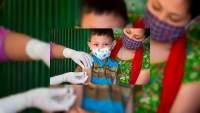 """López Obrador: """"Se destinarán más de un 1 millón de vacunas anticovid para niños con enfermedades"""""""