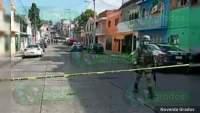 Atacan a tiros a dos personas en Morelia, Michoacán, hay un muerto y una herida