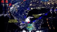Posibilidad lluvias fuertes en Michoacán; PC estatal pide mantener medidas preventivas