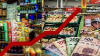 México registra aumento del 0.42% en precios al consumidor