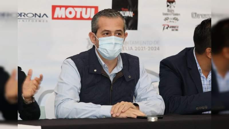 Llega a Morelia el 42 Rally Patrio