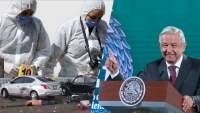"""AMLO destaca trabajo de la Fiscalía de Guanajuato por caso """"regalo bomba"""""""