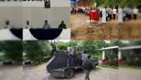 Aureoles prometió en agosto paz para Coalcomán: Hoy más de 200 pobladores son desplazados por la violencia