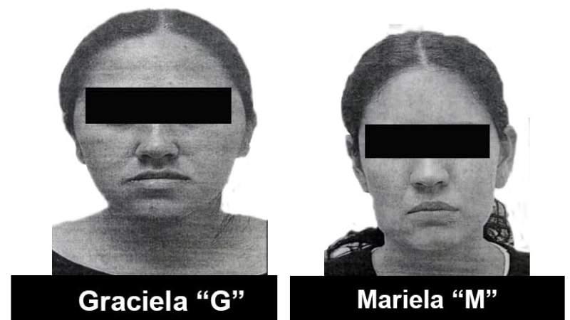Mujeres que transportaban más de 11 kg de cocaína son vinculadas a proceso