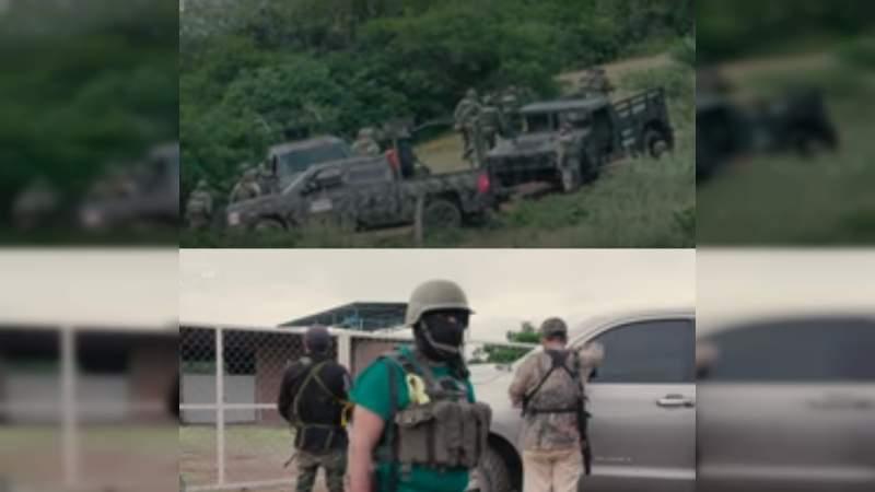 Latinus confirma que Sedena ayudó a grupos armados a defender Tepalcatepec, bastión del Abuelo Farías: Gobierno de Aureoles, ausente