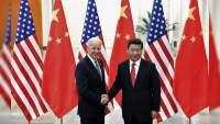 Anuncia Biden convenio con China para respetar el acuerdo hecho con Taiwan
