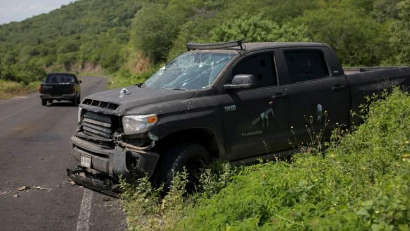 Reportan 3 muertos y 5 heridos en tiroteos en Tepalcatepec