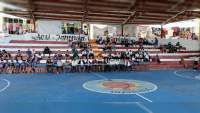 Realizan primer torneo infantil de básquetbol, en Janitzio