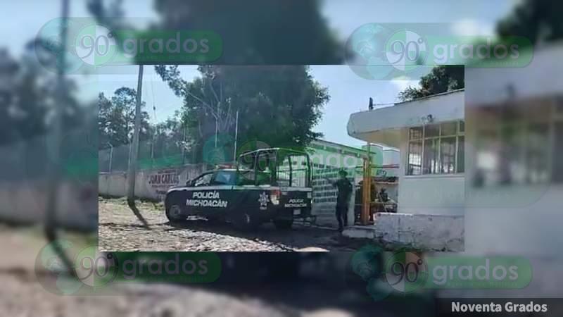 Asesinan a la representante de Unión de Tablajeros, en el rastro de Zitácuaro