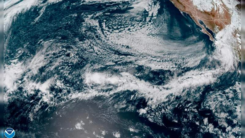 La tormenta tropical Pamela tocará tierra este miércoles en Sinaloa