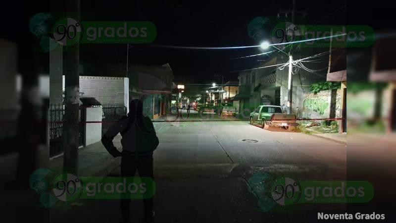 Ultiman a balazos a comerciante mientras jugaba maquinitas tragamonedas en Zamora
