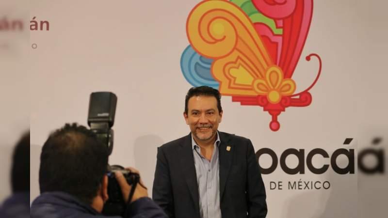 "Michoacán volverá a ser ""el alma de México"""