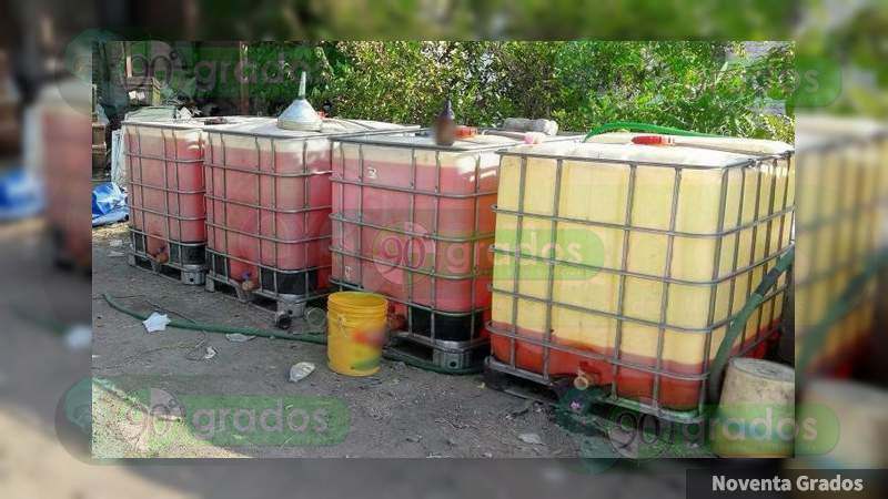 Identifica SSPC grupo y líder criminal dedicado a robo de hidrocarburos en Querétaro e Hidalgo