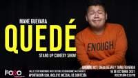 """Mane Guevara, listo para """"quedar"""" en nuevo show"""