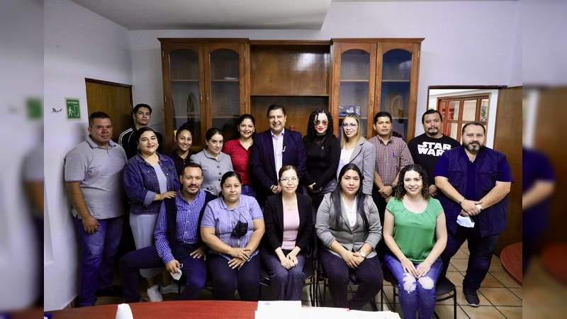 En Uruapan, Michoacán, digitalizarán la administración