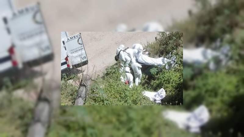 Asesinan a dos personas en Zinapécuaro, Michoacán