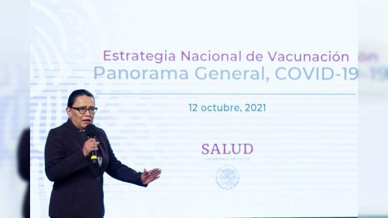 Avance del Plan nacional de vacunación permitirá abrir frontera norte: SSPC
