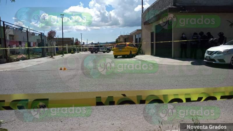 Persiguen y asesinan a un conductor en Celaya, Guanajuato