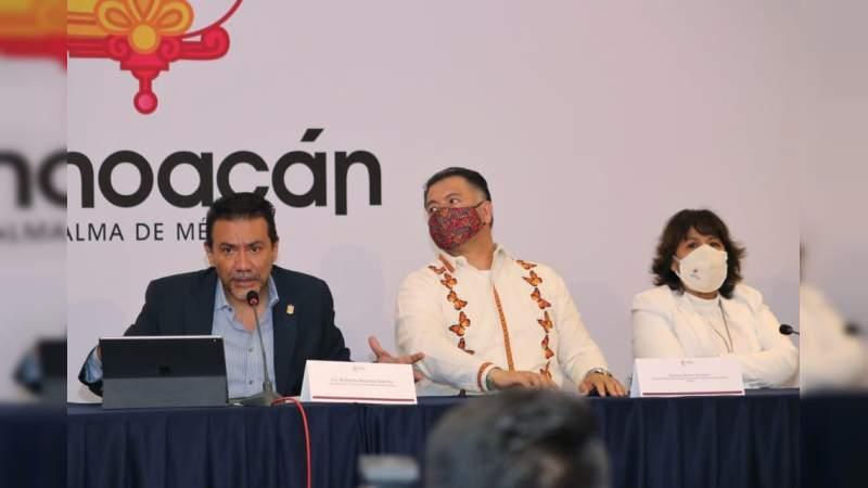 Urge regionalización de alerta de viajes a Michoacán: SECTUR