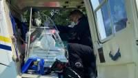 Recién nacido es trasladado de Huetamo a Morelia, por complicaciones
