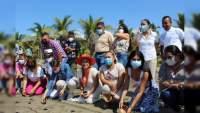 Conservar y Preservar la Tortuga Marina es Nuestra Tradición: Alcaldesa de LC