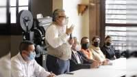 Dan continuidad a trabajos sanitarios para celebrar Noche de Muertos en Pátzcuaro