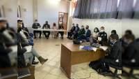 Para el combate de delitos, se coordinan autoridades de Pátzcuaro y FGE