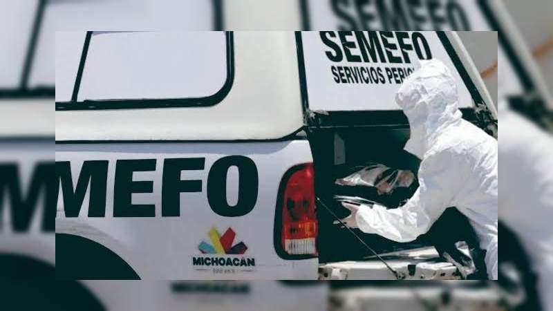 A puñaladas asesinan a un hombre en Morelia, Michoacán