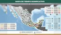 Fin de semana con pronóstico de lluvias fuertes en Michoacán