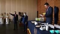 """Designa H. Consejo Universitario a directores del IIAF y Preparatoria """"Isaac Arriaga"""""""