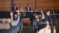 Aprueba H.Consejo Universitario Proyecto de Presupuesto 2022