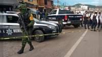 Abandonan cadáver en Morelia, Michoacán