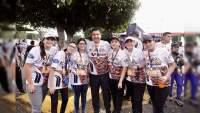 En Uruapan, Michoacán, el deporte eje central del gobierno: Nacho Campos