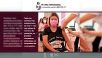 En Michoacán, continuara vacunación a adolescentes embarazadas de entre 12 y 17