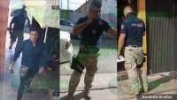 Banda de presuntos ministeriales roba casas en Morelia