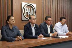 Va PAN por la creación del Mando Mixto Policial en Michoacán