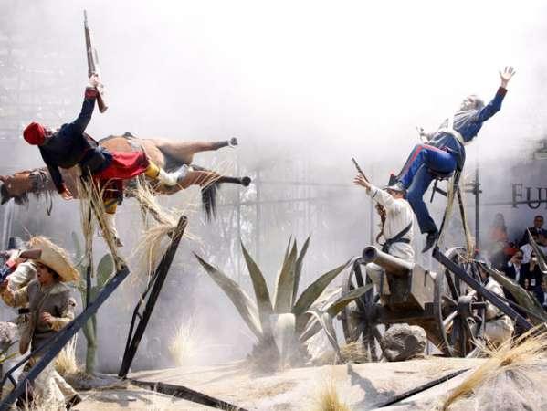 154 aniversario de la Batalla del 5 de Mayo - Noventa ...