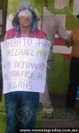 Santa Cruz Toyota >> Exhiben a sujetos detenidos por habitantes en Nahuatzen ...