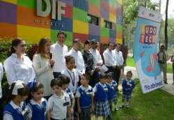 Queda inaugurada la Ludoteca del Bosque Cuauhtémoc