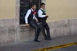 Reubicarán a los mariachis de Morelia