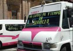 Hombre intentó violar a una niña en un transporte publico de Morelia