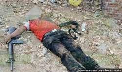 Cuatro muertos, un herido y siete detenidos deja balacera en Múgica, Michoacán