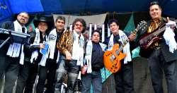 Fiesta jaripeyera y música de Felinos en Nurío