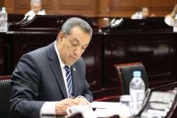 """""""Un Golpe en la mesa es lo que ocupa el gobernador con su equipo de trabajo"""" Wilfrido Lázaro Medina"""