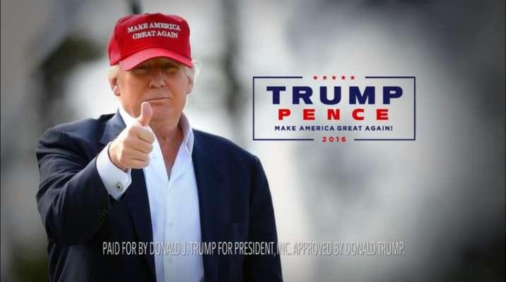 Mira el nuevo comercial de TV de Trump contra los inmigrantes