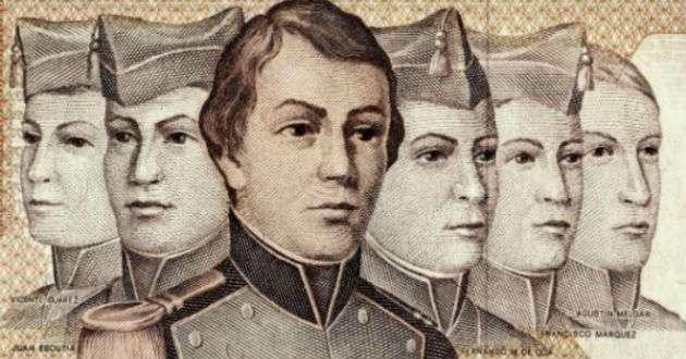 13 De Septiembre Se Conmemora A Los Niños Héroes De Chapultepec