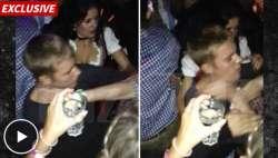 Hombre golpea a Justin Bieber en un bar de Alemania