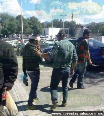 Liberan a tres estudiantes detenidos en trifulca en Morelia