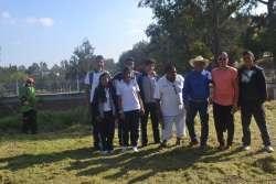 Regidor Salvador Arvizu realiza acciones de limpieza en escuelas y  espacios públicos de Morelia
