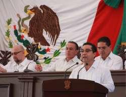 Se escudan tras causas sociales desestabilizadores de Michoacán: Sergio Ochoa